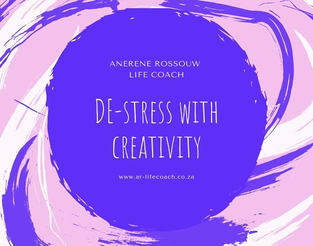 De-Stress with creativity
